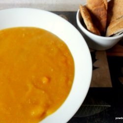 Curried Root Vegetable Soup