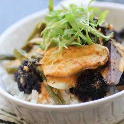 Vegan Roasted Vegetable Curry
