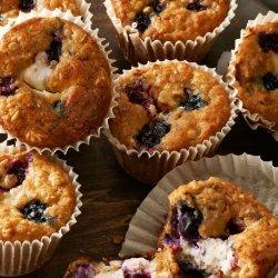 Oatmeal Minute Muffin