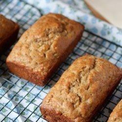 Breads: Whole Wheat Banana Bread