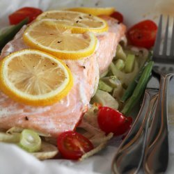 Baked Salmon Packets
