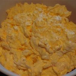 Mandarin Orange Fluff