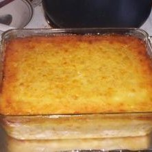 Southern Baked Corn Pudding
