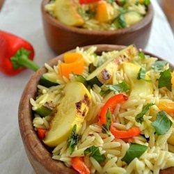 Grilled Veggie