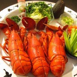 Lobster Wraps