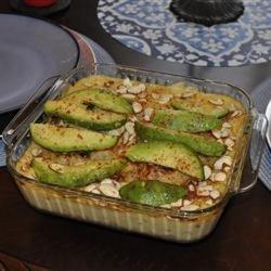 Chicken and Avocado Casserole