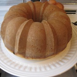 Lady Bird Lemon Bundt Cake