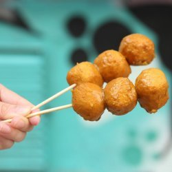 Curried Fish Balls