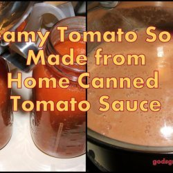 Tomato Soup for Canning