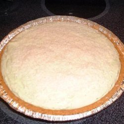 Cheryl's Healthier Coconut-Pistachio Pudding Pie recipe