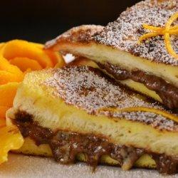Chocolate French Toast recipe