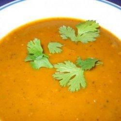 Hearty Kabocha Squash Soup