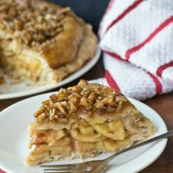 Apple Dumpling Pie..