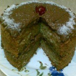Bounty Cake recipe