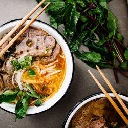 Spicy Vietnamese Soup