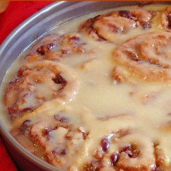 The Best Cinnamon Rolls Ever!