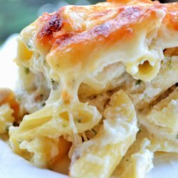 Cheese and Chicken Casserole