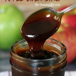 Apple Syrup - No Sugar Added