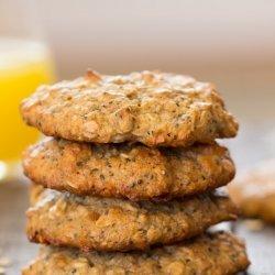 Coconut Breakfast Cookies