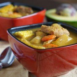 Vegetable Sancocho