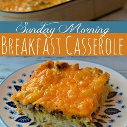 Sunday Morning Casserole