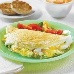 Egg White Omlette