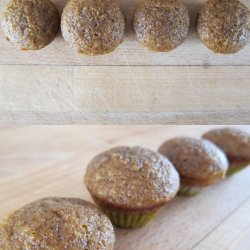 Low-Fat Pumpkin Spice Muffins