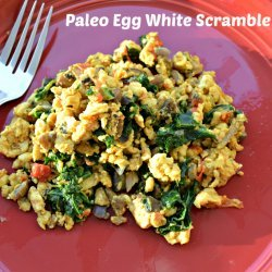 Egg/Egg White Scramble