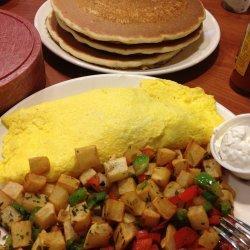 Egg Beaters Omelette