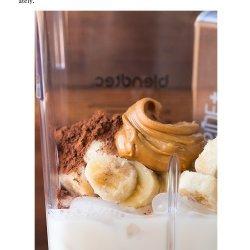 Peanut Butter Banana Shake