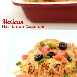 Mexican Hash Casserole