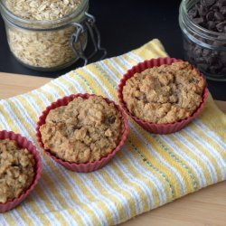 Apple-Chocolate Chip Muffins