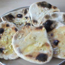Dairy Free Naan Bread
