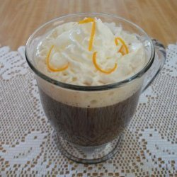 Coffee L' Orange recipe