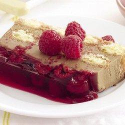 Chocolate Raspberry Terrine