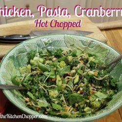 Hot Chicken Pasta