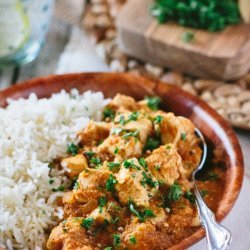 Curry Chicken With Gentle Spices