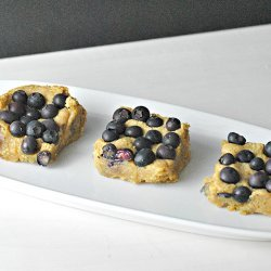 Almond Blueberry Bars