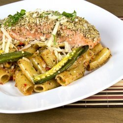 Sweet Pepper Salmon
