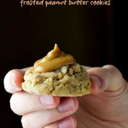 Triple Peanut Cookies