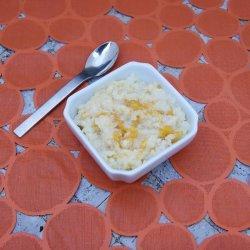Rice Pudding (Creamy)