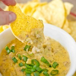 Green Chili Dip