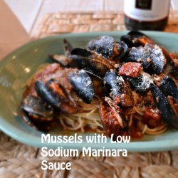 Pasta Sauce with Mussels