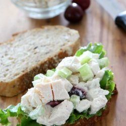 Arby's Style Chicken Salad