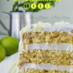 English Lemon Cake