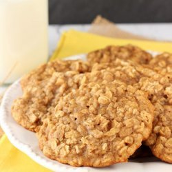 Banana-Oatmeal Cookies