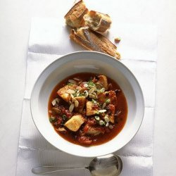 Cod Stew With Tomatoes