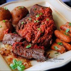Crock Pot Italian Pot Roast