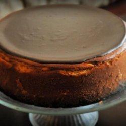 Peanut Butter 'n' Chocolate Cheesecake