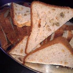 Gluten-Free Apple, Cheddar, Walnut Bread (Abm)